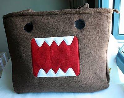 Domo-kun bag: essential