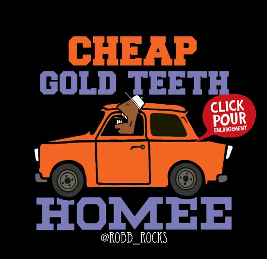 CHEAP GOLD TEETH