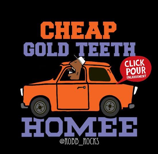 CHEAP GOLD TEETH