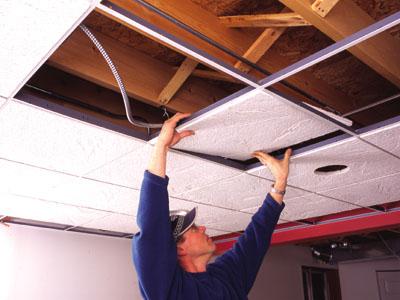 Extreme Performance Acoustical Ceiling Tile - SmartBuildinguk