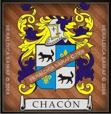 Historia de la familia CHACÓN