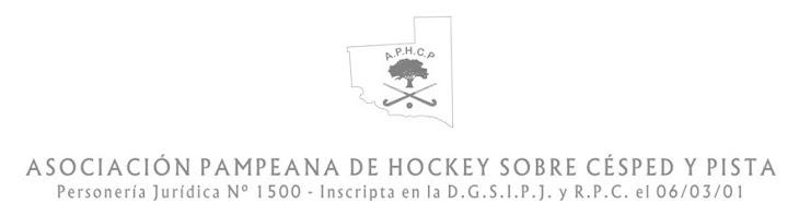 ASOCIACION PAMPEANA DE HOCKEY