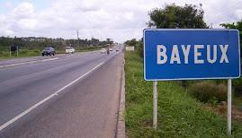 Bem vindos a Bayeux!!!