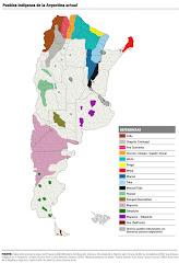 Mapas Pueblos Originarios