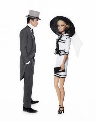 Barbie and Baptiste Giabiconi