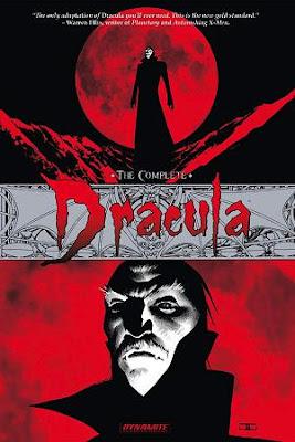 Dracula, Bram Stoker, Dynamite