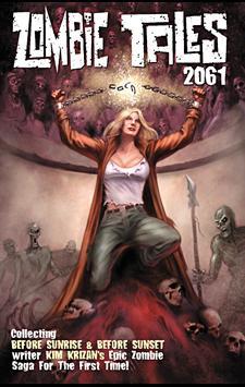 Zombie Tales 2061, Kim Krizan