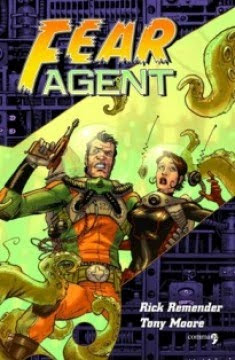 fear agent cover