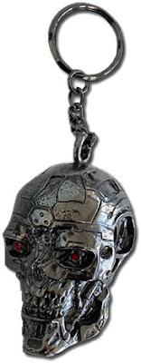 terminator salvation t-600 keychain