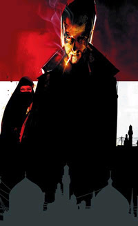 Hellblazer Pandemonium Constantine Iraq