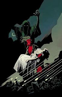 Hellboy_Mike Mignola