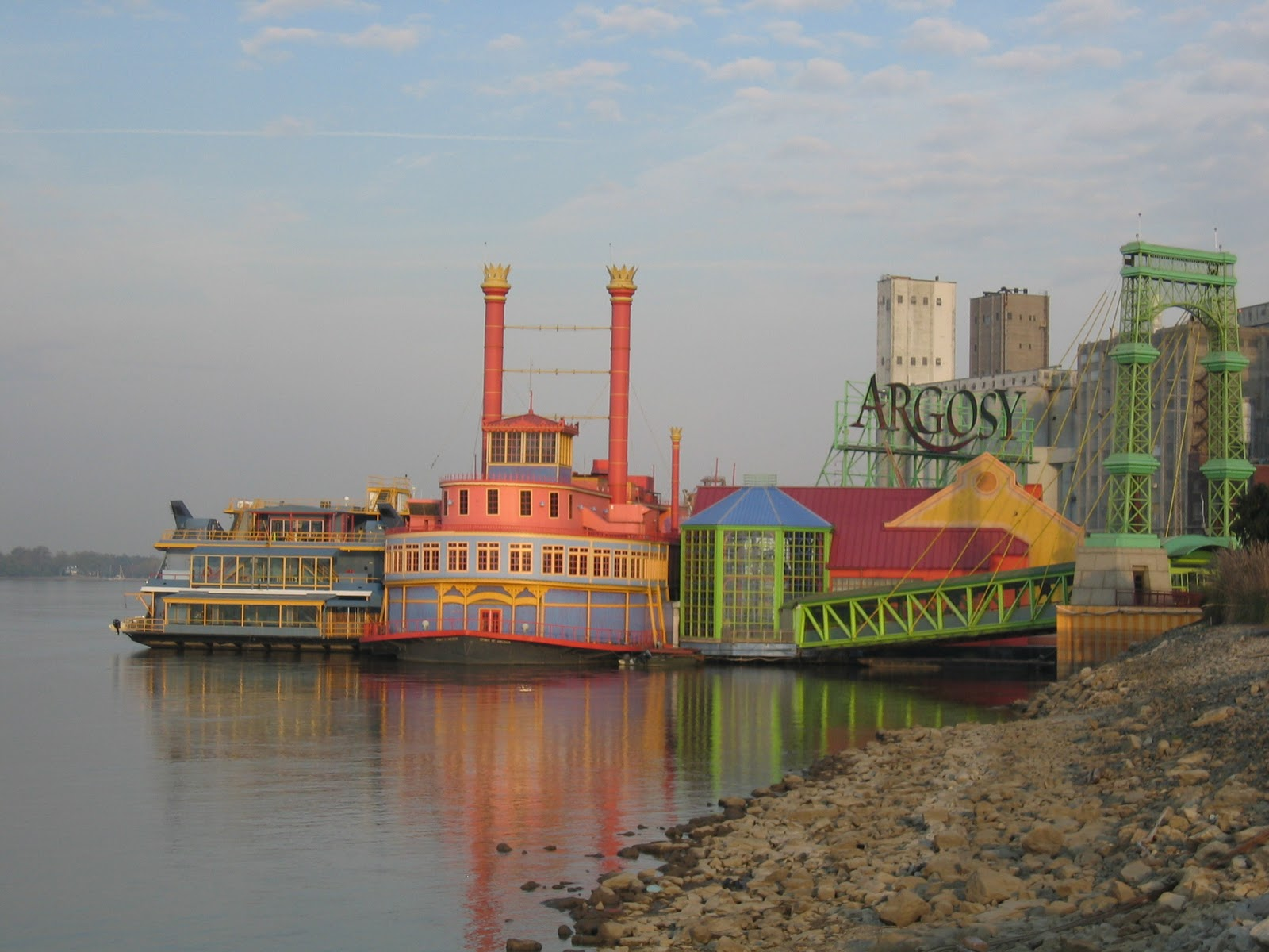 Gambling boats in illinois