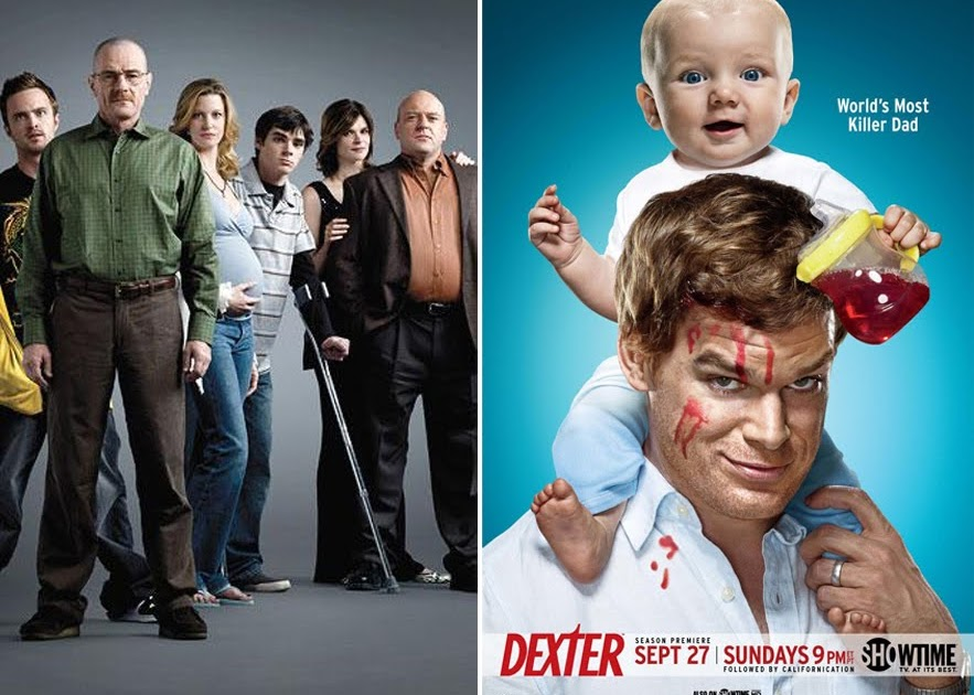 HABLEMOS EN SERIE: Emmys 2010. ¿3ª de Breaking Bad o 4ª Dexter?