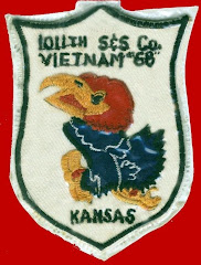 1011th Service and Supply Co. Vietnam 68'/69'