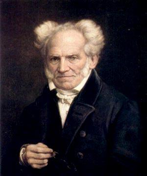 Arthur Schopenhauer - 1788 - 1860 : Ah Schopenhauer! O Cavaleiro Solitário, O Nobre.