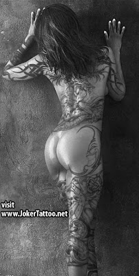 Hot Tattoos For Ladies - Sexy Tattoos Full Body