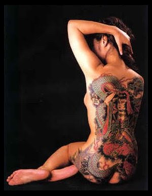 Celebrating All The Tattooed Ladies