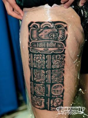 mexican tattoos. Expo Tatuaje Mexican Tattoo