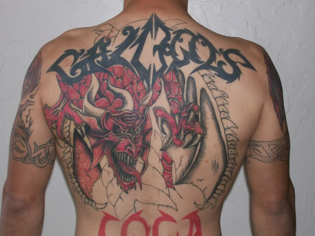 MIKES DRAGON TATTOO | HORIKYO TATTOO. Published On Saturday, July 03,