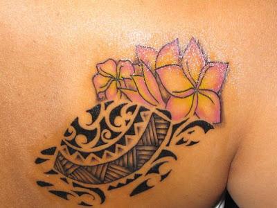 tattoo polynesian. maori polynesian tattoo.
