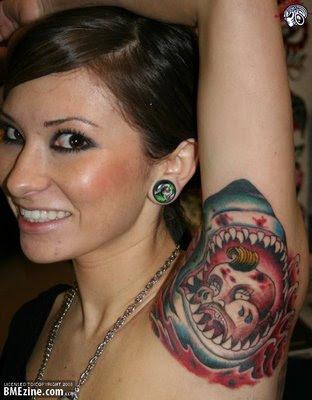 delonte west tattoos dime magazine. delonte west tattoos dime