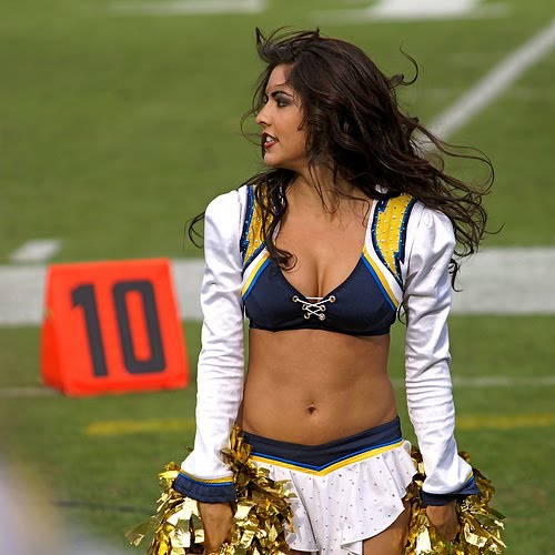 NFL Sexy Cheerleaders