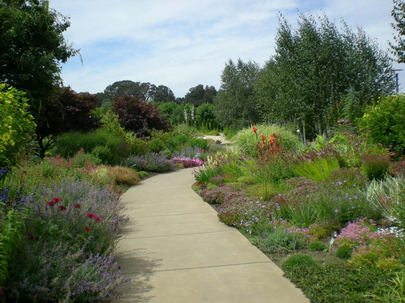 On The Wrong Coast The Oregon Garden