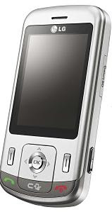 LG KC780 8MP Mobile Phone