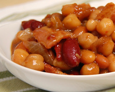 how to cook great northern beans in a crock pot