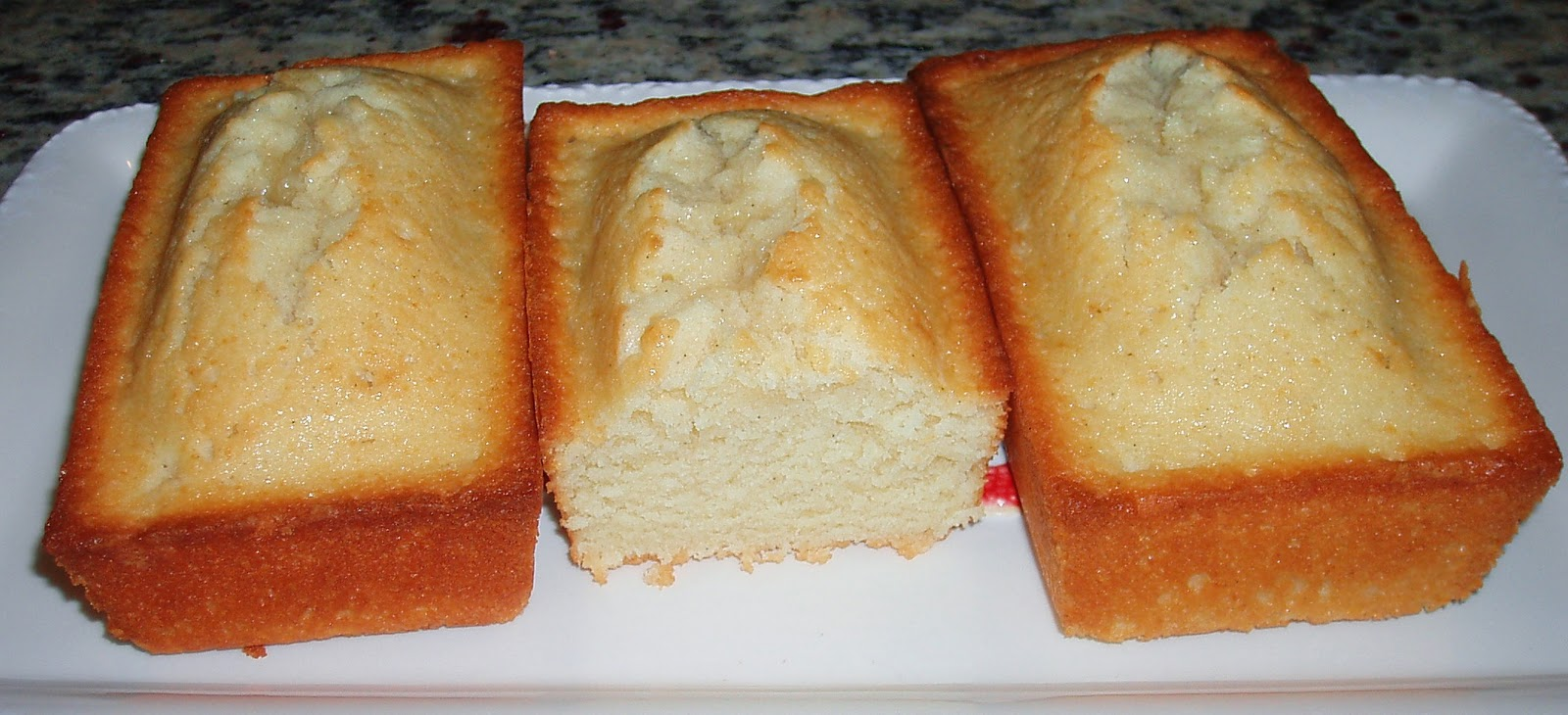 The Pastry Chef's Baking: Pound Cake