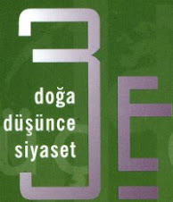 ÜÇ EKOLOJİ: Doğa, Düşünce, Siyaset