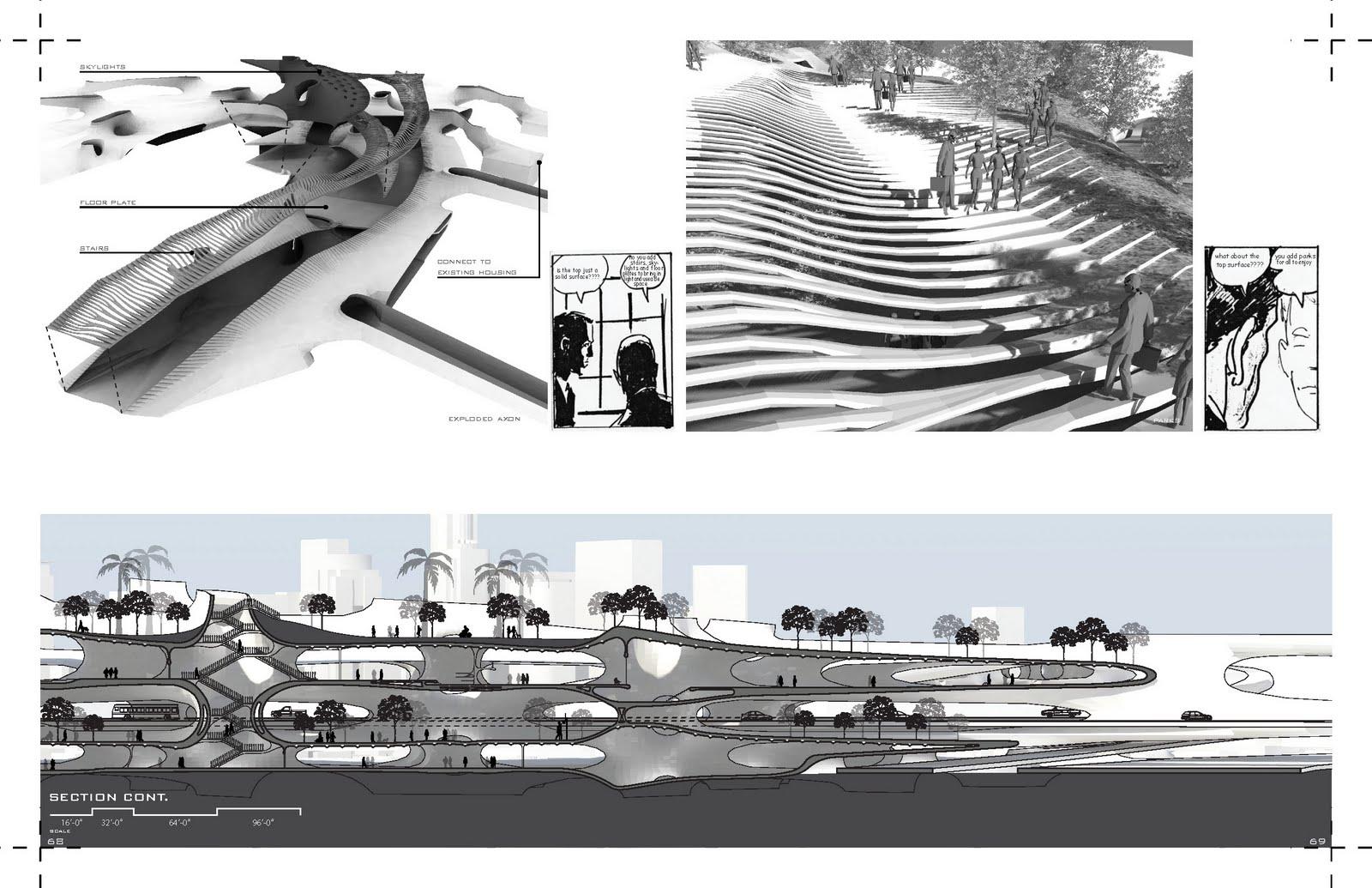 art of gurmukh bhasin: 2005-2007 graduate architectural portfolio