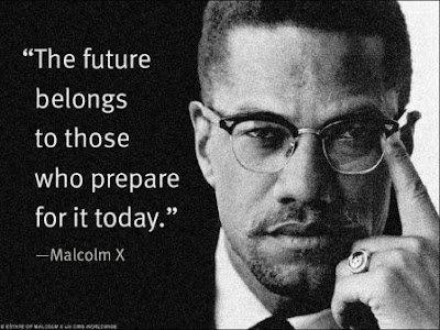 Happy Birthday Malcom X