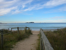 Where I live...our beach down the road♥