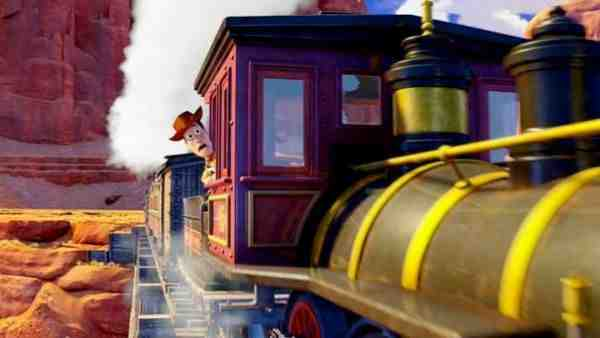 New Toy Story 3 Train : Toy story brand new disney masterpiece all about movies