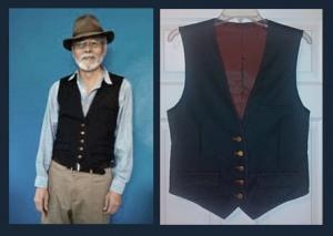 old vest