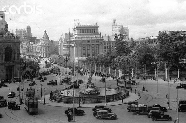 LOS ESCENARIOS - MADRID