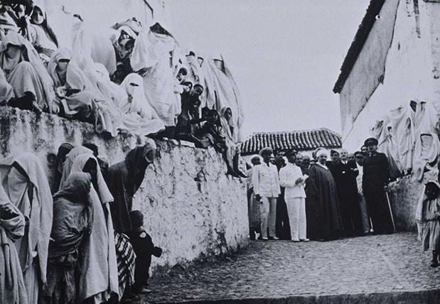 LOS PERSONAJES HISTÓRICOS