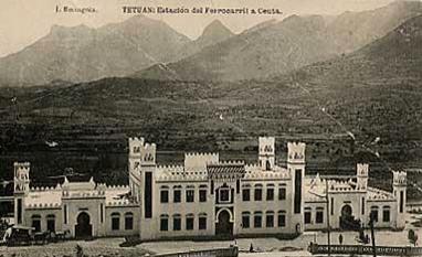 LOS ESCENARIOS - TETUÁN