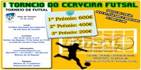 I Torneio do Cerveira Futsal