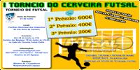I Torneio do Cerveira Futsal