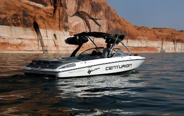 Lake Powell Tour Boat Wake