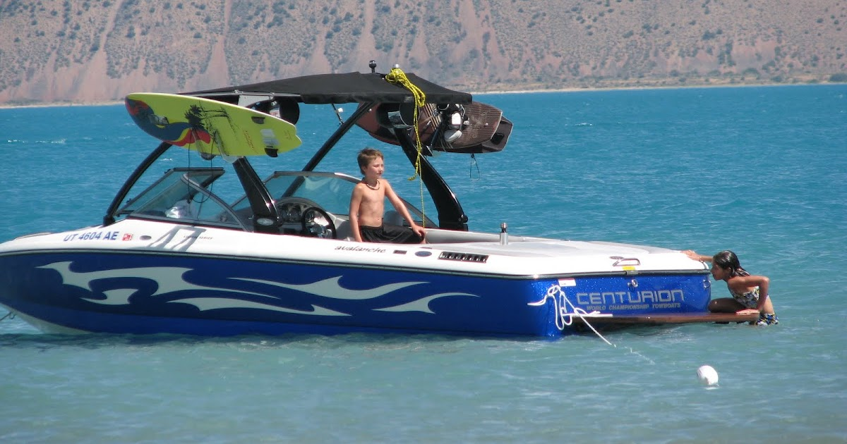 Utah rent a boat wakeboard boats ski boats fishing boats for Jet fishing boat