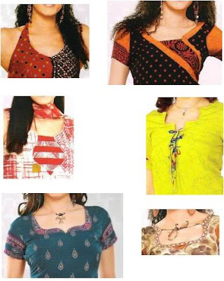 neck designs for ladies suits