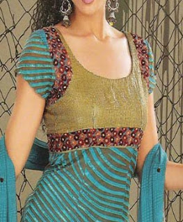 Salwar kameez neck patterns