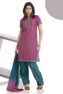 collor neck model salwar