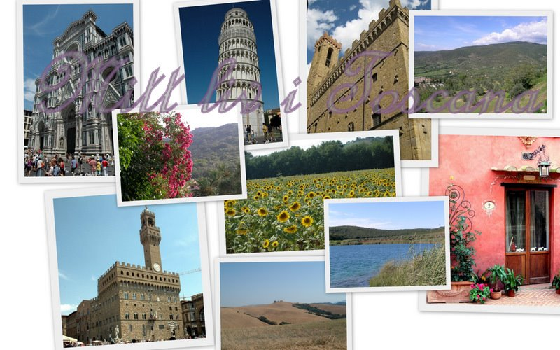 Mitt liv i Toscana
