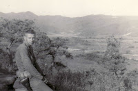 Bob Broumley in Korea