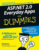 ASP.Net, Dummies Free Ebook, Software Programming, Programming