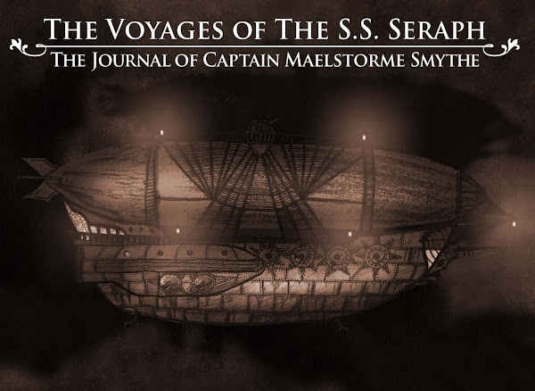 The Journal of Captain Maelstorme Smythe